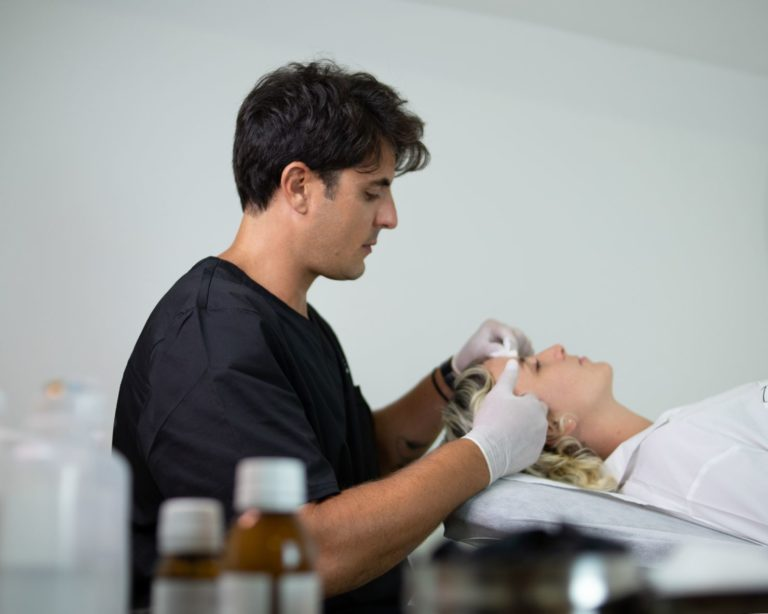 Motivos de consulta en medicina estética.